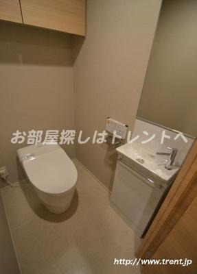 【トイレ】オープンレジデンシア初台
