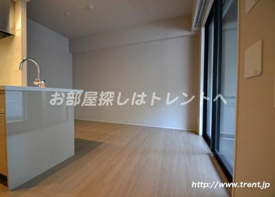 【居間・リビング】オープンレジデンシア初台