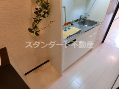 【キッチン】ディーシモンズ西梅田