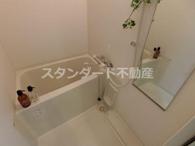 【浴室】ディーシモンズ西梅田