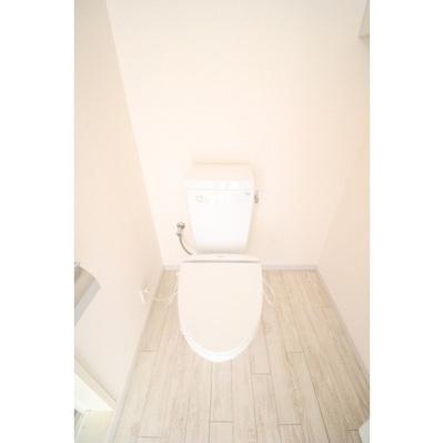 【トイレ】ガラクシア・トーレ