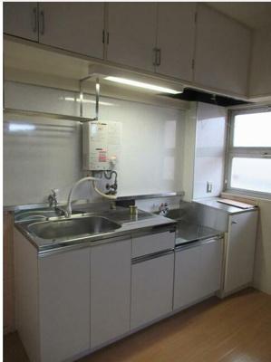 藤山レジデンス  キッチン