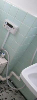藤山レジデンス 洗面所