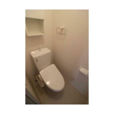 【トイレ】Baum Haus