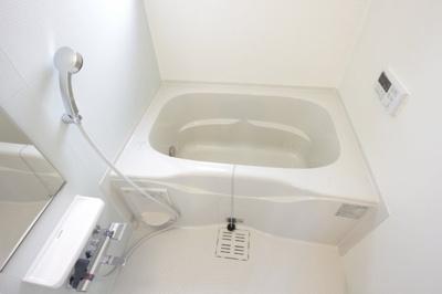 【浴室】アズールつくばⅡ A棟