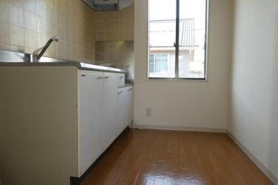 【キッチン】コーポ・アルカディアB