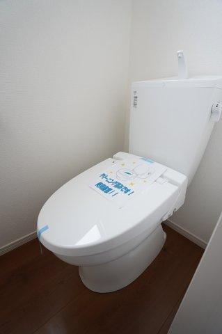 温水洗浄暖房便座のトイレはいつでも快適に使えます。