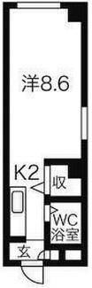 《高稼働!鉄骨造10.92%》札幌市西区山の手三条1丁目一棟マンション
