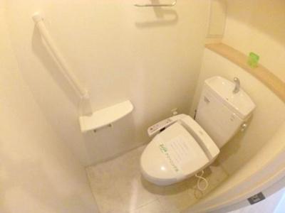 【トイレ】シー・クリサンス神戸