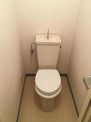 【トイレ】篠原リッチライフ壱番館
