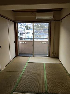 【和室】篠原リッチライフ壱番館