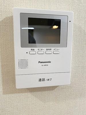 【セキュリティ】サンコート住吉駅前