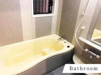 【浴室】放出西2丁目