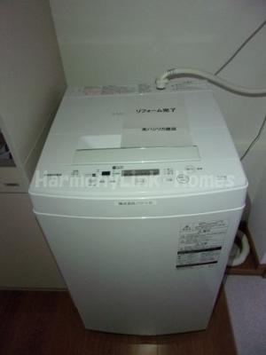 プリミエール野方の洗濯機☆