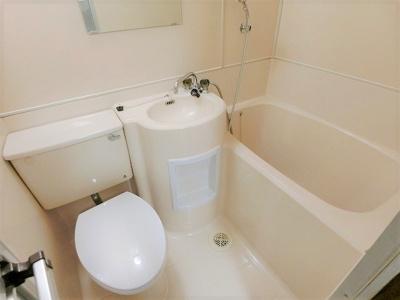 【浴室】フォレストサイド