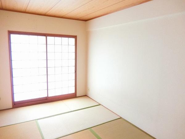 明るい和室!