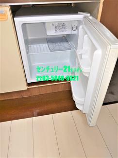 小型冷蔵庫です