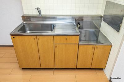 キッチン 浄水器も使えます。