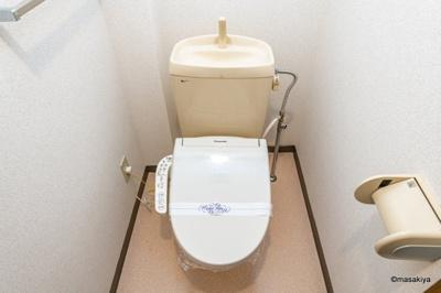 【トイレ】パレ・メルヴェイユー