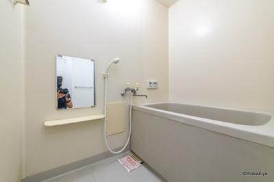 【浴室】パレ・メルヴェイユー