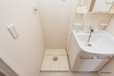 【浴室】メゾン・ド・ポミエ
