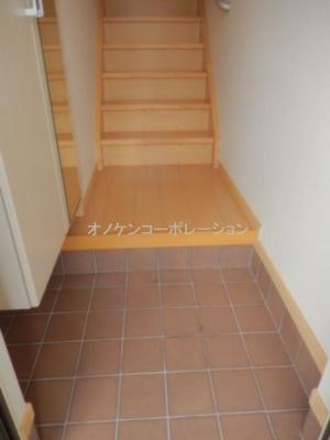 【玄関】カルマーレC