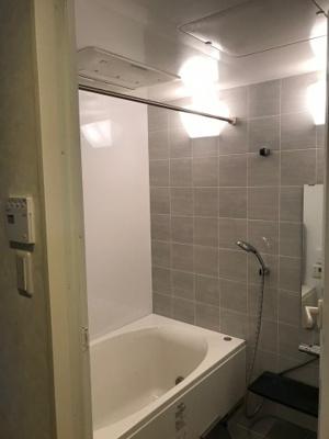 【浴室】グランノーブル和歌山駅東