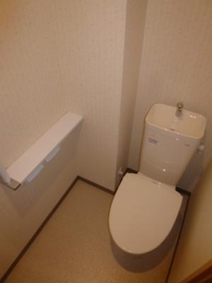 【トイレ】ヴィラエーデル大須