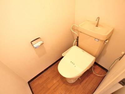 【トイレ】カピラ城が山