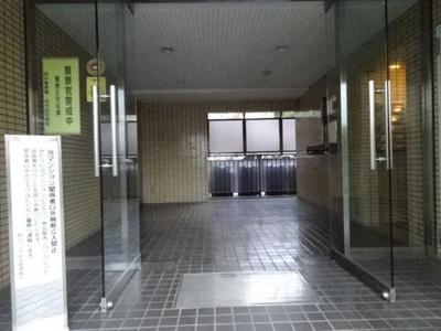 京王線「府中」駅より徒歩約8分の立地。