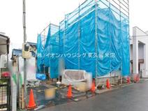 西東京市南町7期 全1棟 1号棟の画像