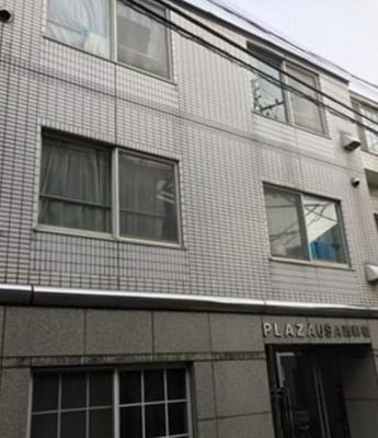 【外観】プラザUSA西新宿