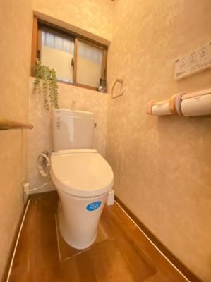 【トイレ】清水ヶ丘1丁目貸家
