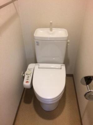 【トイレ】パークウェル浅草