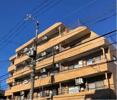 京王線「千歳烏山」駅徒歩約7分のマンション