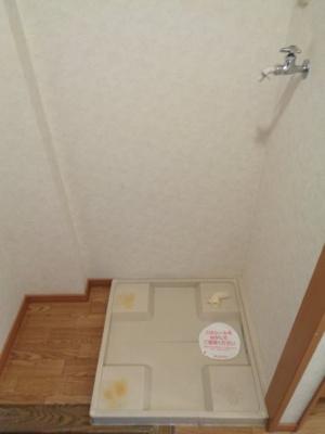 室内洗濯機置場※反転タイプです