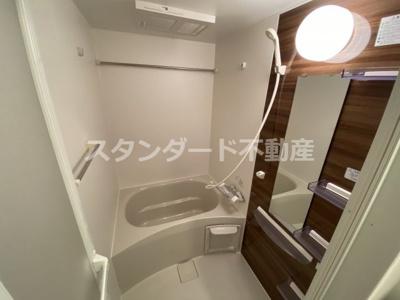 【浴室】セレニテ京橋クレア