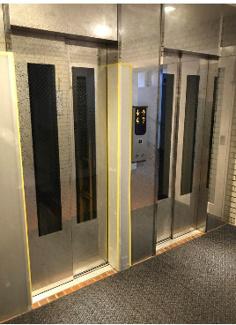 エレベーター 東陽サニーハイツ