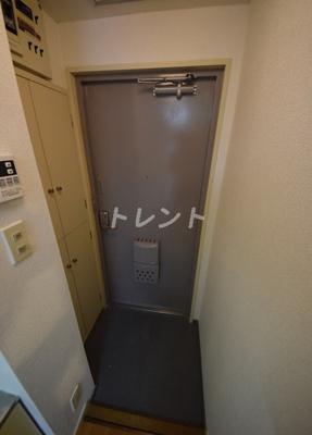 【玄関】メイフラワー西片