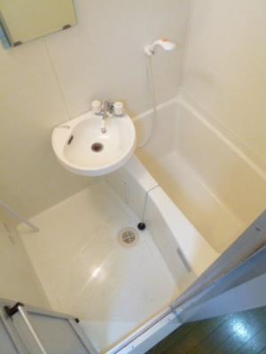 【浴室】ハピネスオーク