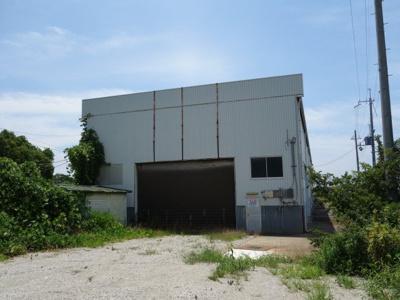 【外観】西区岩岡町工場・倉庫
