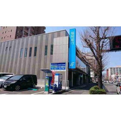福岡銀行筑紫通り支店まで480m