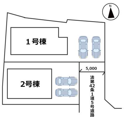 【区画図】姫路市砥堀19-2期