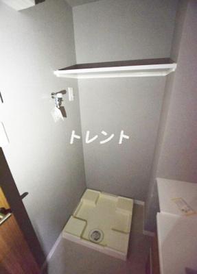 【洗面所】シーネクスプレミア浅草橋