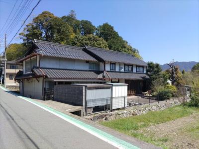 【外観】田路400万円中古住宅