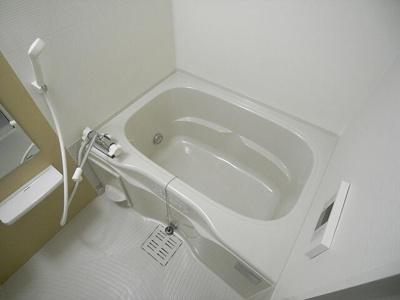 追炊機能付きの浴室