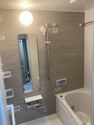 【浴室】五反野第2スカイハイツ