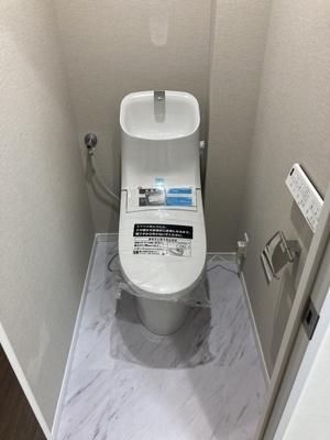 【トイレ】五反野第2スカイハイツ