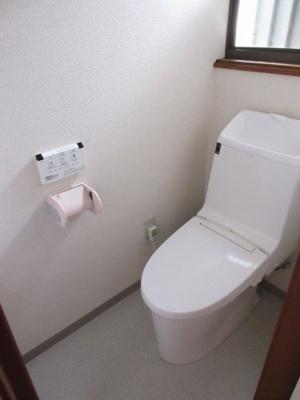 【トイレ】高砂市中島1丁目貸家
