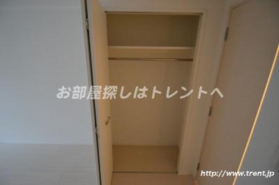 【収納】BPRレジデンス代々木初台